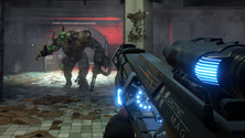 A screenshot of some gameplay on a Killing Floor 2 server