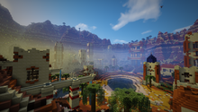A Minecraft server locaton, Agni