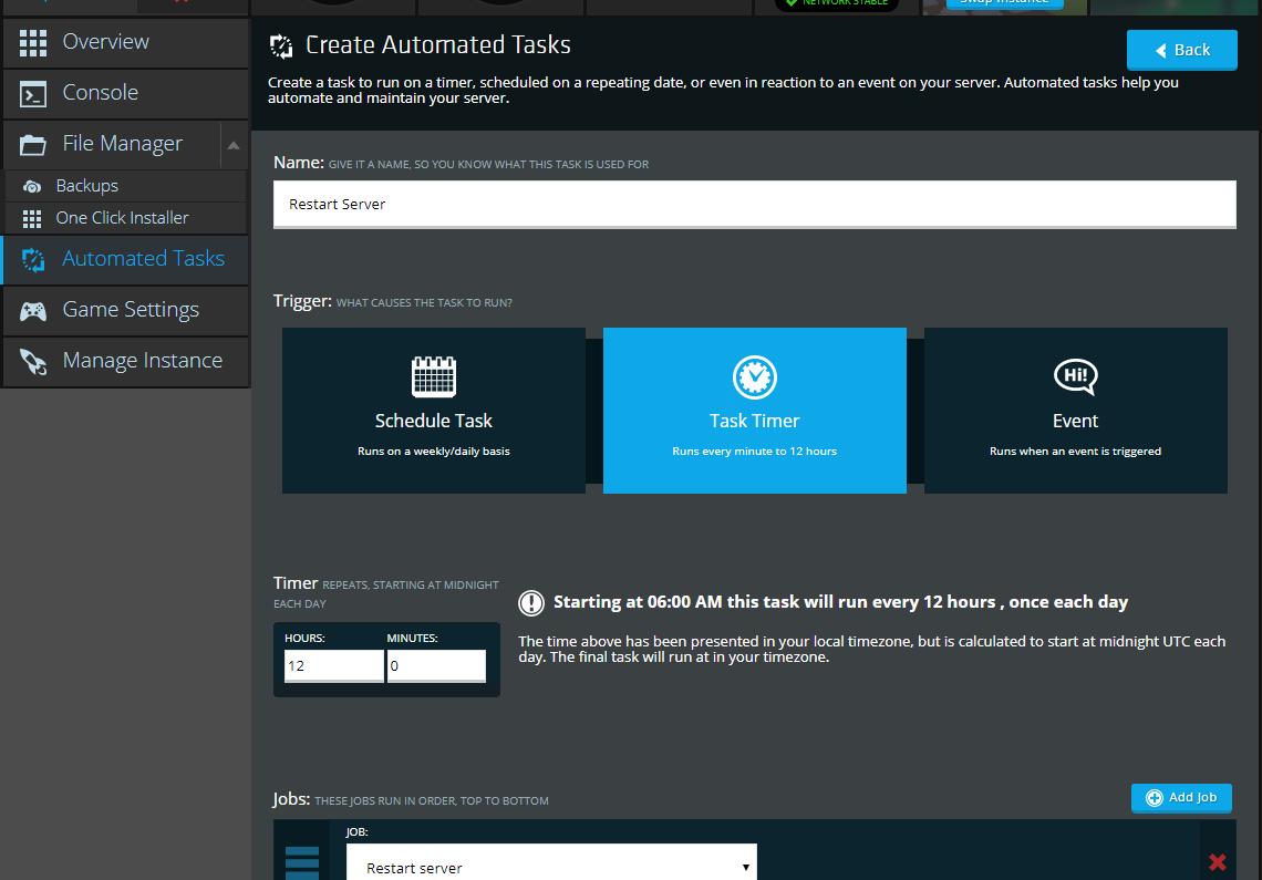 Staxel Server Hosting Nodecraft - Minecraft server erstellen free