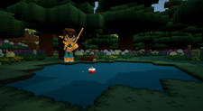 A screenshot of Staxel PVE server