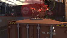 A screenshot of a competitive TF2 server