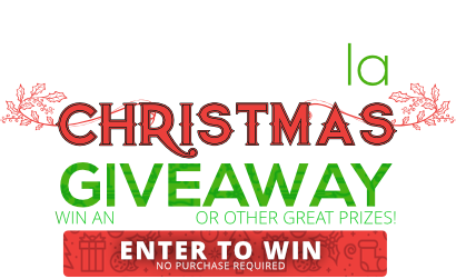 Vive (la) Christmas Giveaway! Win a HTC Vive or other great prizes! Enter to win. No Purchasses required